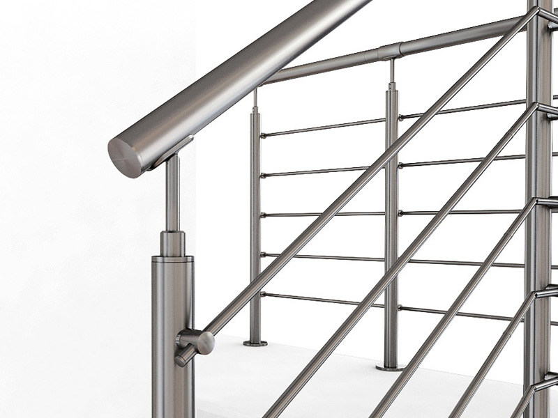 stainless steele balustrades