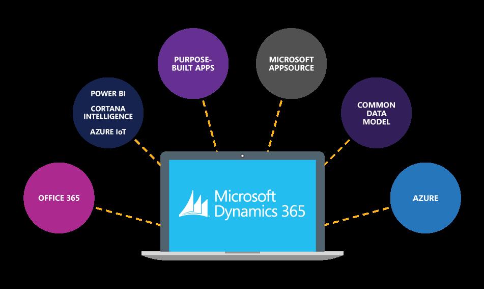 microsoft dynamics 365 partners