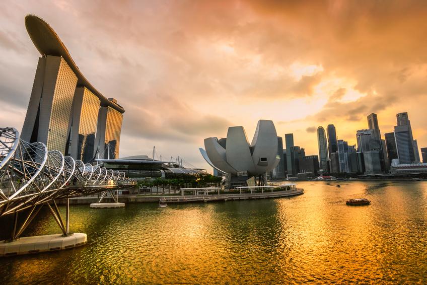 ISO singapore