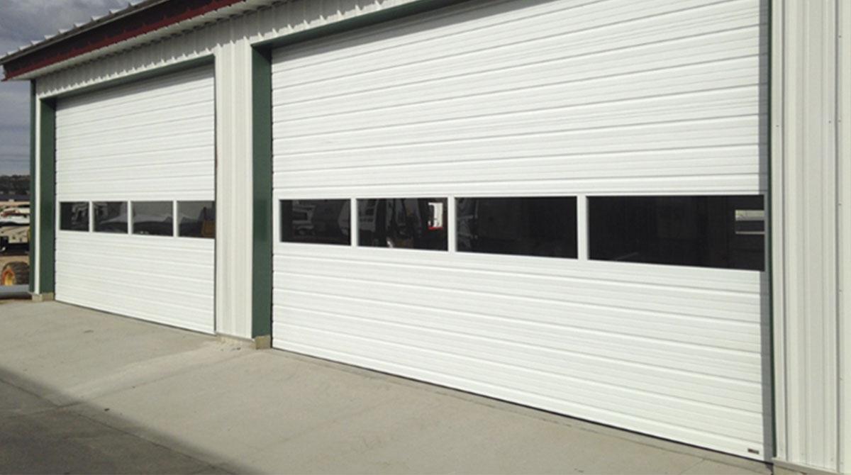 commercial garage door companies