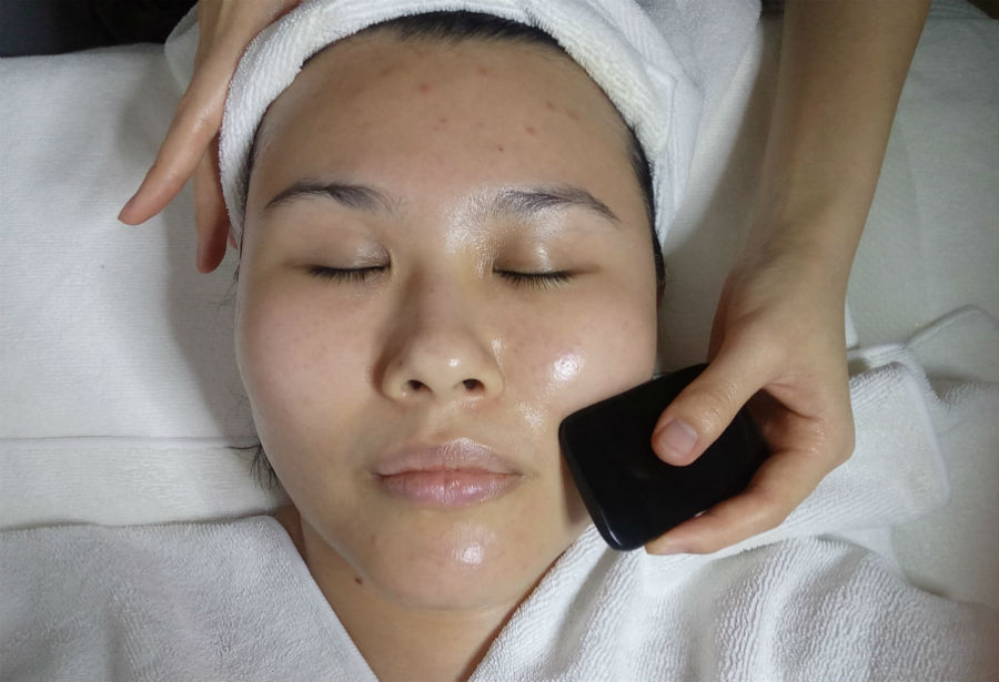Gua Sha Facial Singapore
