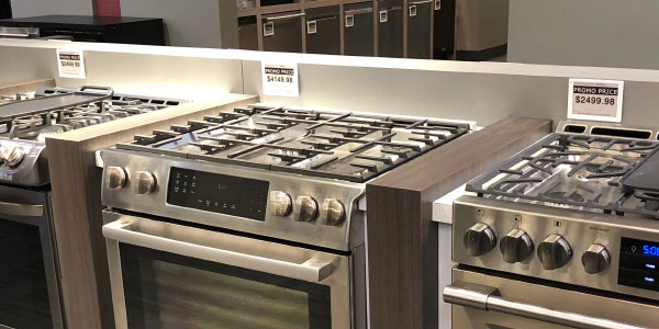 Appliance installation Washington DC